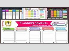 Supercolección de calendarios y planificadores 2017 Gran