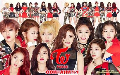 Twice Jyp Wallpapers Ahh Ent Background Ooh