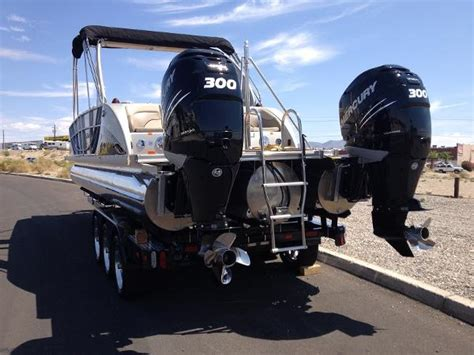 Bay Boat Twin Engine by Timotty For You Twin Engine Pontoon Boat
