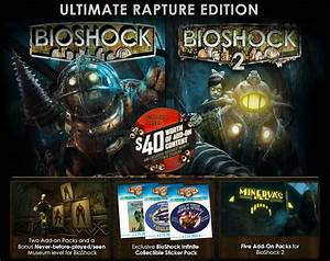 Bioshock Ultimate Rapture Edition Revealed
