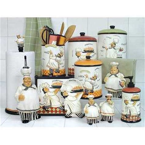 chef decorations  kitchen   ideas creative