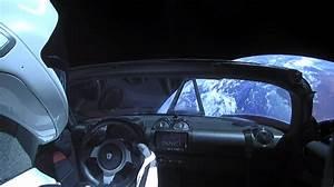 Tesla Dans Lespace : que va t il advenir de la voiture d 39 elon musk dans l 39 espace ~ Nature-et-papiers.com Idées de Décoration