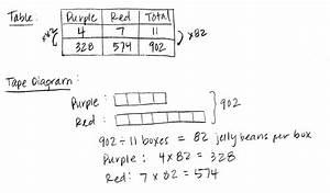 30 Tape Diagram 6th Grade Math