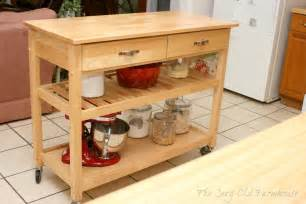how to build a kitchen island cart the cozy quot farmhouse quot another quot do quot kitchen
