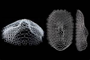 This Flat Structure Can Morph Into The Shape Of A Human Face