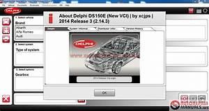 Delphi Cars  U0026 Trucks Ds150e  R3 2014  Full   Instruction