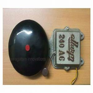 Simple Instructions For Building An Electronic School Bell