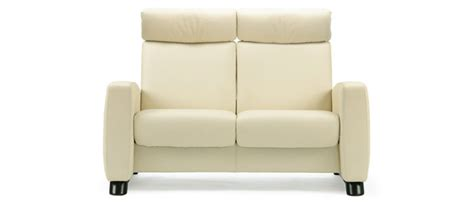 canapé stressless 2 places canapé confortable 2 places beige stressless