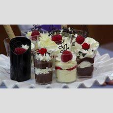 Easy Mousse Desserts In Martellato Dessert Cups Youtube