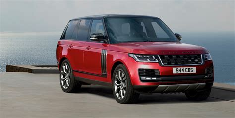 land rover 2018 range rover facelift unveiled with in hybrid