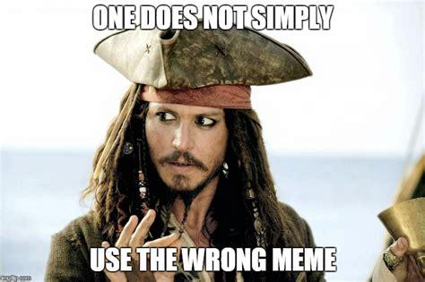 Captain Jack Sparrow Memes - jack sparrow imgflip