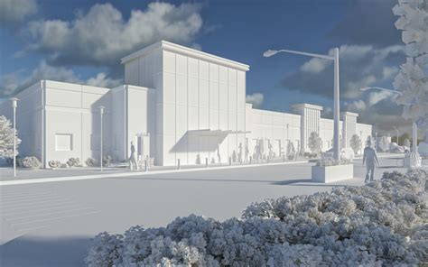 Industrial Building Renderings — Architecture Photography