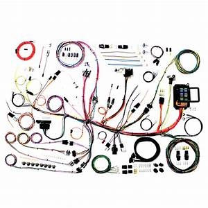 American Autowire 510612 Car Wiring Harness  Classic