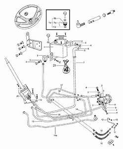 Steering  U0026 Front Axle Parts For 4500 4