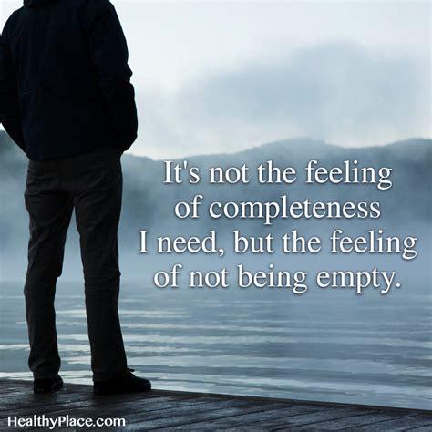 feeling    empty pictures