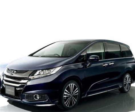 2017 Honda Odyssey Release Date, Price And Redesign