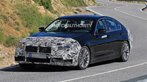 The bmw 5 series was redesigned for the 2017 model year. 2021 BMW 5-Series spy shots