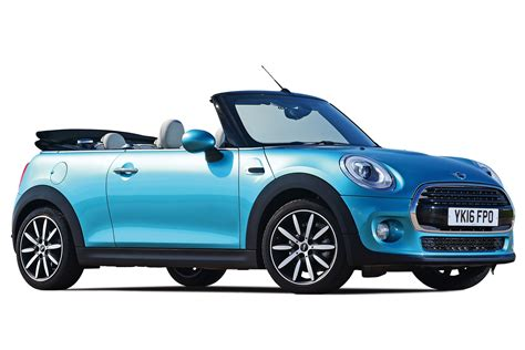 Convertible Cars : Mini Convertible Review