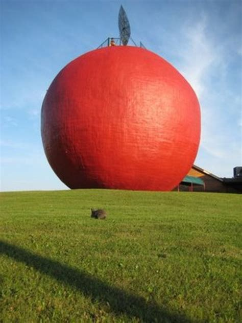 The Big Apple in Ontario by • Findery