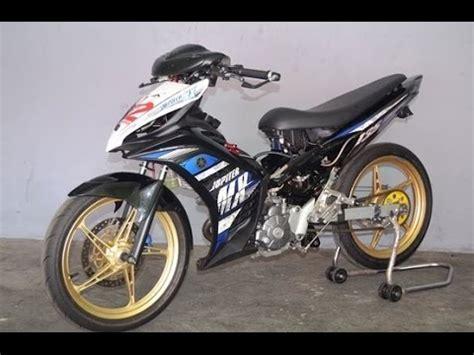 Jupiter Modif Road Race by Motor Trend Modifikasi Modifikasi Motor Yamaha