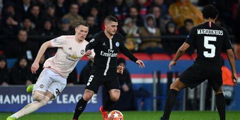 PSG vs Manchester United   Cómo, cuándo, a qué hora, canal ...