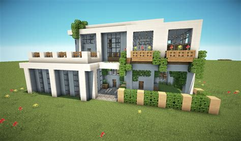 modern house pack 5 houses minecraft project minecraft