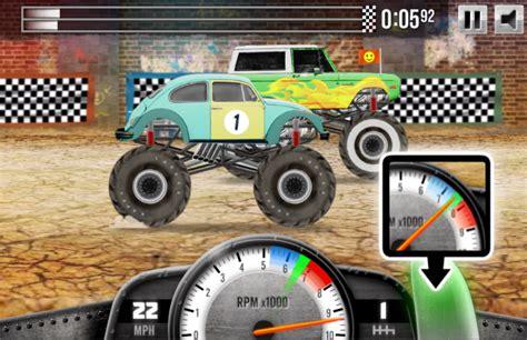 Play Game Racing Monster Trucks