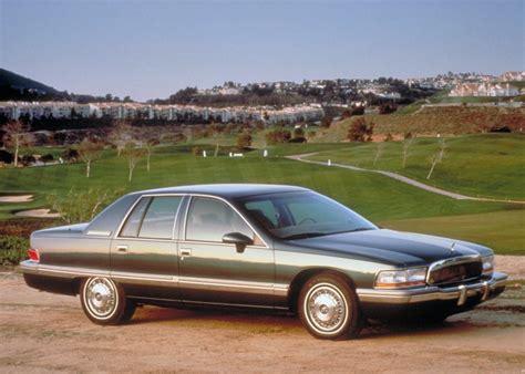 1991-1992 Buick Roadmaster.