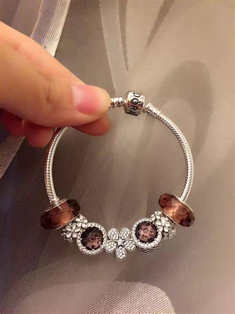 perle bracelet pandora pandora sterling silver charm bracelet cb01834 pandora