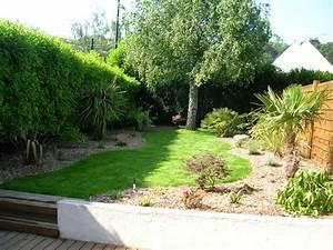 Maison De Jardin : exemple de jardin de maison 14 exemple de jardin ~ Premium-room.com Idées de Décoration