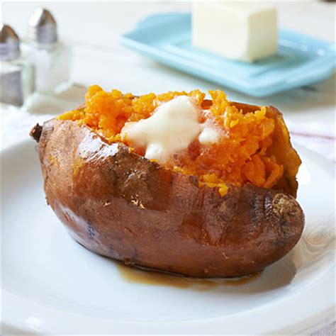 baked sweet potato recipe how to bake sweet potatoes in foil