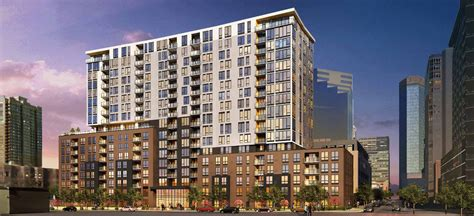 Luxury Apartment Project Is Turning Point For Elliot Park