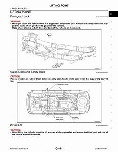 2009 Nissan Pathfinder Service Repair Manual