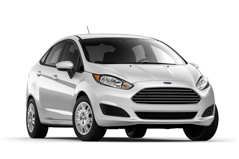 2019 Ford Fiesta S Sedan  Model Details & Specs Fordcom