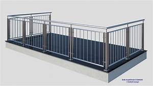 holzgelander balkon befestigung kreative ideen fur With französischer balkon mit boxen für den garten