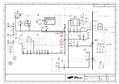 Samsung Power Board Circuit Service Manual