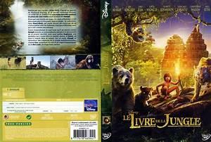 Jaquette DVD de Le livre de la jungle (2016) Cinéma Passion