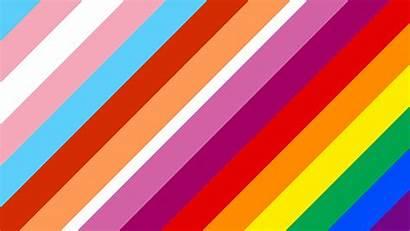 Pride Flag Lesbian Trans 4k Rainbow Wallpapers