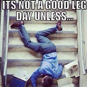 Day After Leg Workout