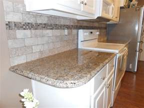 tile backsplash for kitchens with granite countertops interior fascinating new caledonia granite for counter top in kitchen design ideas with tile
