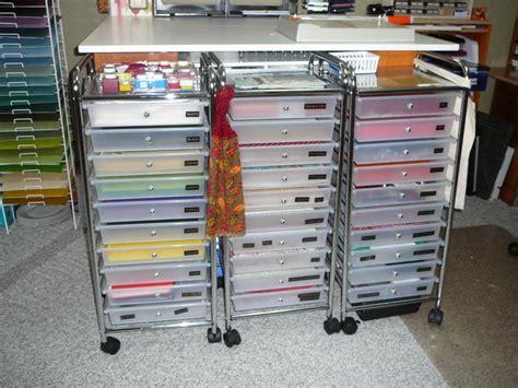 12x12 paper storage by westiemom - at Splitcoaststampers