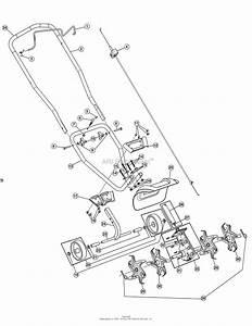Mtd 21ak125g799  316 240320   2014  Parts Diagram For