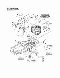 32 Craftsman Zts 7500 Parts Diagram