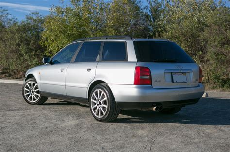 1999 Audi A4 1.8t Station Wagon In So-california