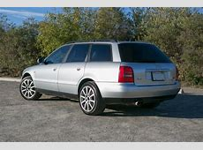 1999 Audi A4 18T Station Wagon in SoCalifornia