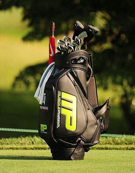 Tiger woods golf bag 2014 #golfingwood