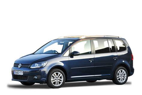 mpv car volkswagen touran mini mpv review carbuyer