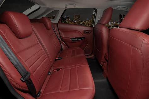 Baleno Car Modification by Maruti Baleno With Modified Interiors Sunroof Looks Uber