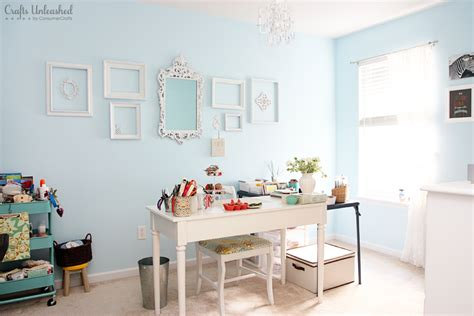 Kelly's Shabby Chic Creative Space