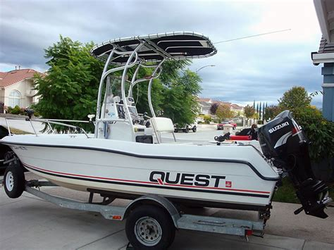 The Quest Boat quest boat covers